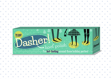 Dasher card 340